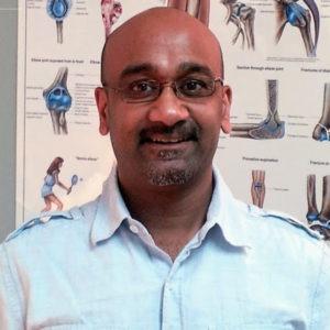 Dr. Manish Patel